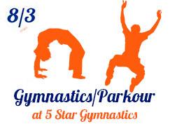 August-3rd-Gymnastics-Parkour